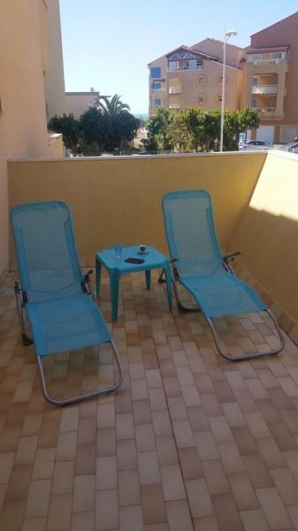 Location vacances Valras-Plage -  Appartement - 6 personnes - Chaise longue - Photo N° 1
