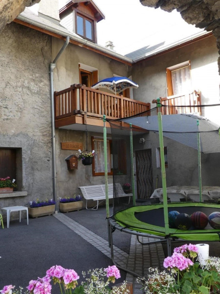 Holiday rentals La Grave - Apartment - 2 persons - BBQ - Photo N° 1