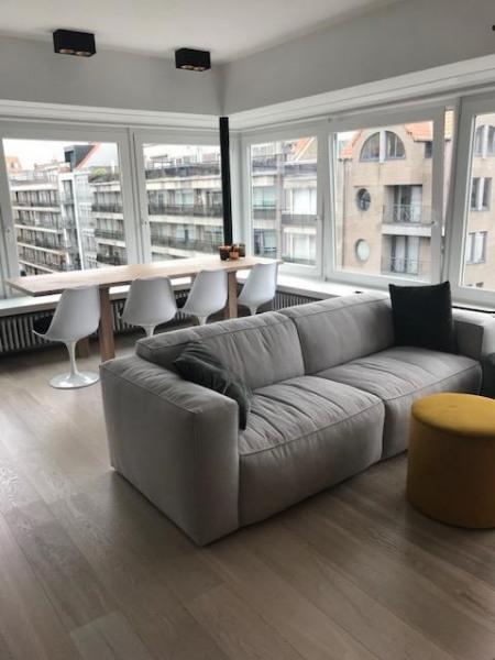 Luxe appartement aan zee