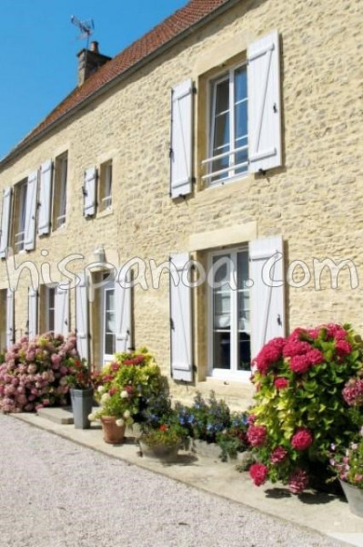 Holiday rentals Longues-sur-Mer - House - 7 persons - BBQ - Photo N° 1