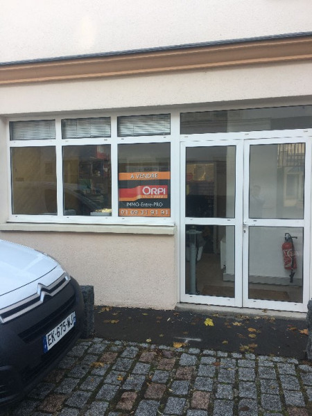 Vente Local commercial Chilly-Mazarin