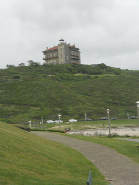 château d'Ilbarritz