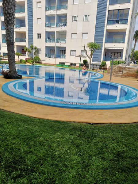 Holiday rentals la Vila Joiosa - Apartment - 4 persons - Television - Photo N° 1
