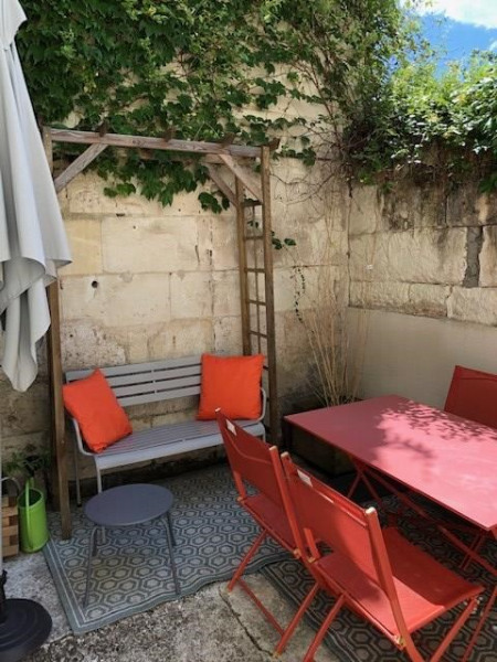 Holiday rentals Saint-Aignan - House - 4 persons - Garden furniture - Photo N° 1