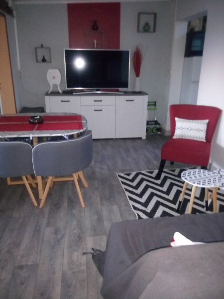Location vacances Saint-Joseph -  Appartement - 6 personnes - Câble / satellite - Photo N° 1