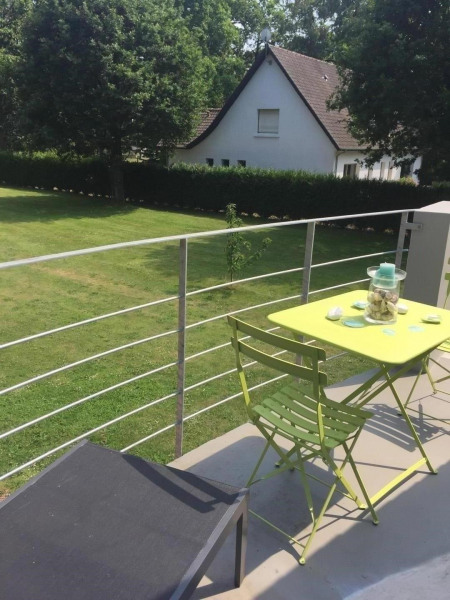 Location vacances Le Touquet-Paris-Plage -  Appartement - 2 personnes - Chaise longue - Photo N° 1