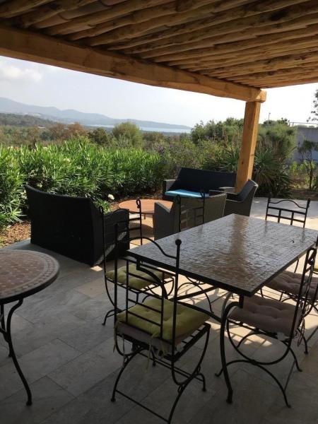 Location vacances Zonza -  Maison - 6 personnes - Chaise longue - Photo N° 1
