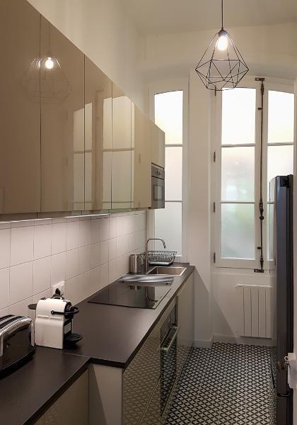 Appartement bourgeois - Lyon 6ème (69006)-7