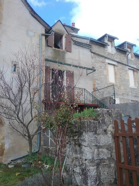 Holiday rentals Saint-Saturnin-de-Lenne - Cottage - 3 persons - BBQ - Photo N° 1