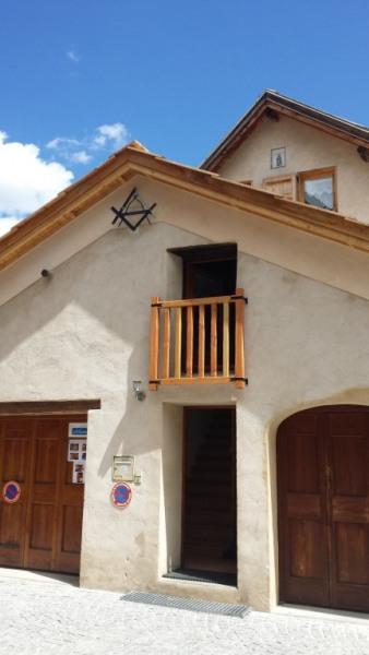 façade entrée maison