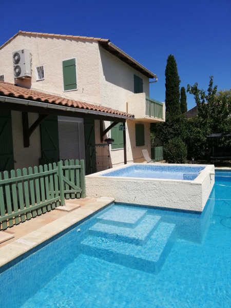 Holiday rentals Bouc-Bel-Air - House - 6 persons - BBQ - Photo N° 1