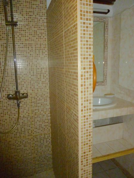 salle de bains douche à l'italienne