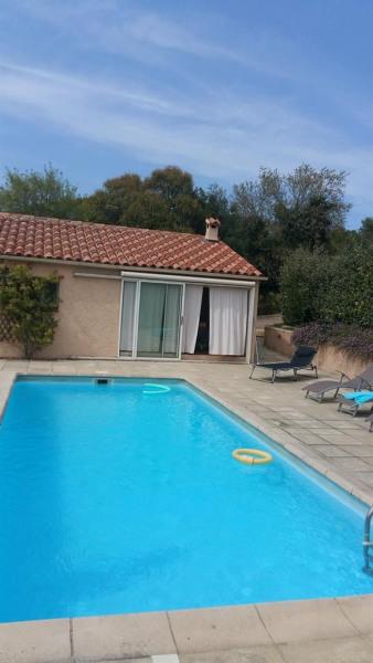 Villa pour 6 pers. avec piscine privée, Trans-en-Provence
