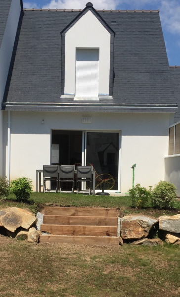 Location vacances Sarzeau -  Maison - 6 personnes - Barbecue - Photo N° 1