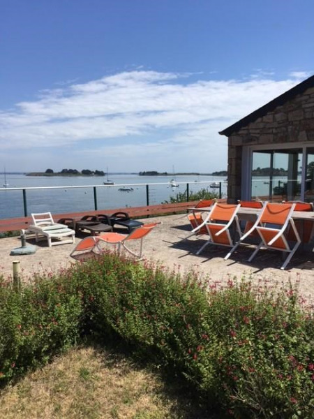Location vacances Arzon -  Maison - 6 personnes - Barbecue - Photo N° 1