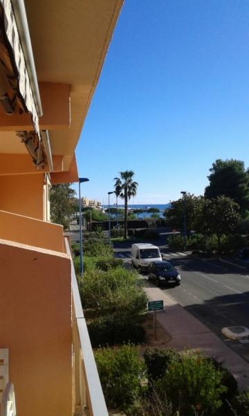 terrasse vue Mer et jardin