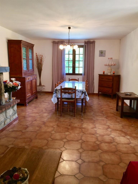 Location vacances Saint-Alban-Auriolles -  Maison - 8 personnes - Barbecue - Photo N° 1