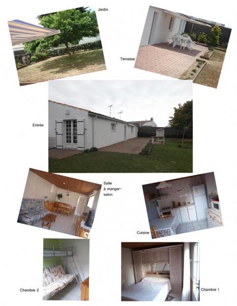Holiday rentals La Guérinière - House - 6 persons - BBQ - Photo N° 1
