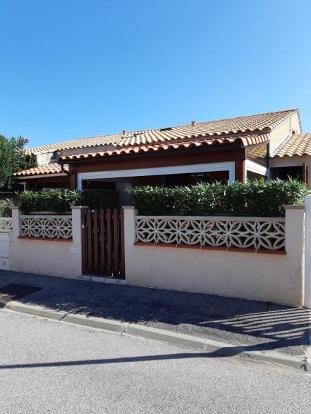Alquileres de vacaciones Le Barcarès - Casa - 4 personas - Mueble de jardín - Foto N° 1