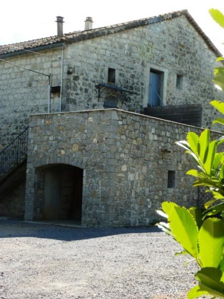 Location vacances Saint-Alban-Auriolles -  Gite - 6 personnes - Barbecue - Photo N° 1