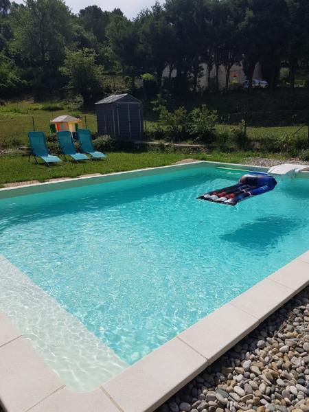 Location vacances Mondragon -  Appartement - 4 personnes - Barbecue - Photo N° 1