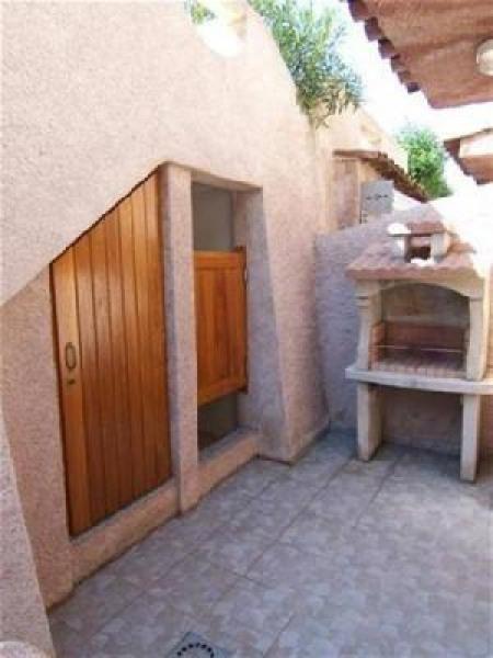 patio (douche retour de plage, barbecue