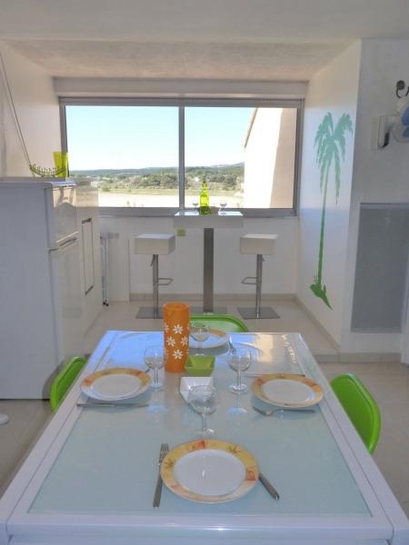 Appartement T2, 4 couchages, Les Balcons de la Méditerranée, Narbonne Plage