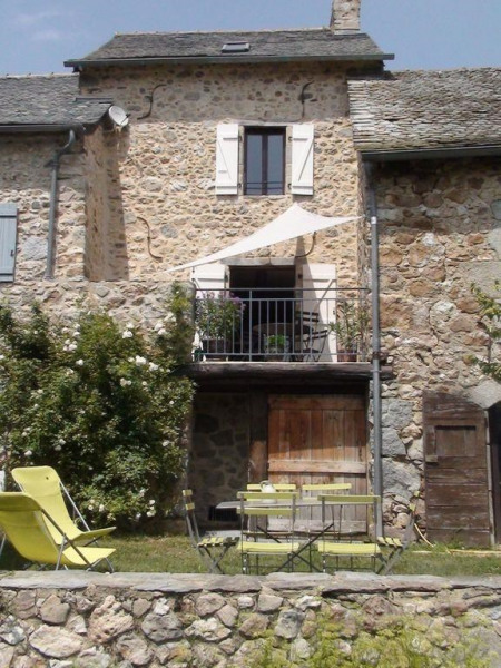 Holiday rentals Lunac - House - 5 persons - BBQ - Photo N° 1