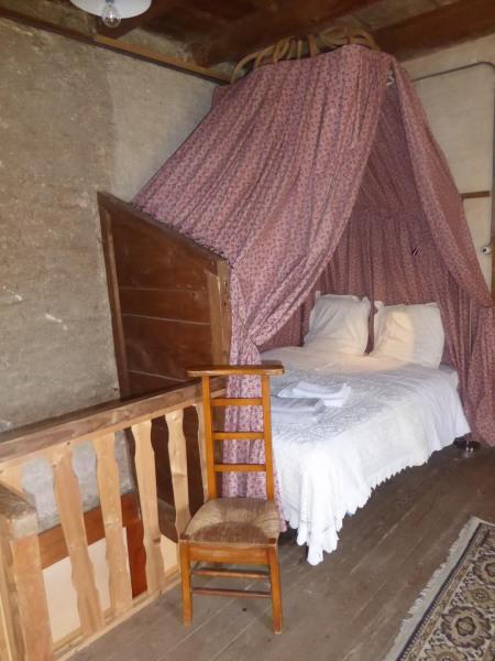 """Le """"lit de princesse"""" sur la Mezzanine"""