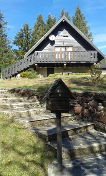 Location vacances Murat-le-Quaire -  Maison - 6 personnes - Chaise longue - Photo N° 1