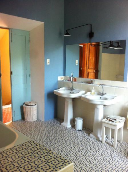 salle de bains ( étage 1)