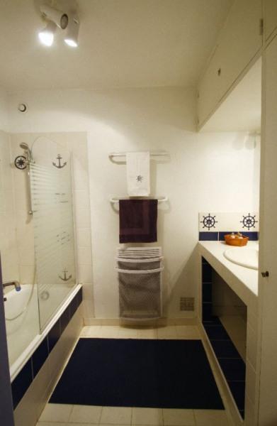 L'une des 2 salles d'eau