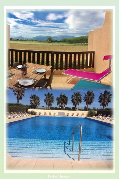 Location vacances Saint-Cyprien -  Appartement - 4 personnes - Chaise longue - Photo N° 1