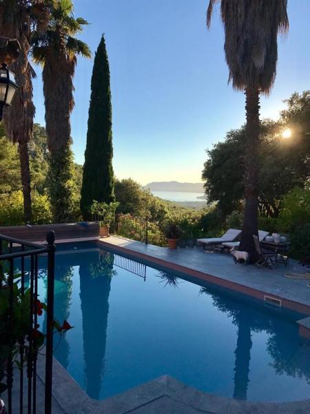 Alquileres de vacaciones La Cadière-d'Azur - Apartamento - 6 personas - BBQ - Foto N° 1