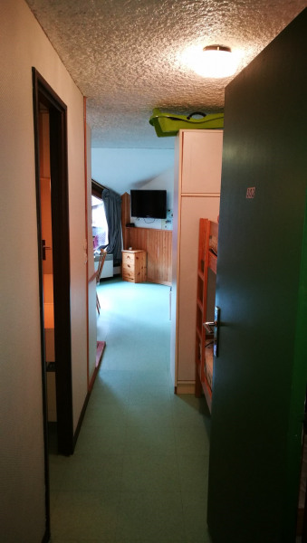 Alquileres de vacaciones Laveissière - Apartamento - 4 personas - Televisión - Foto N° 1