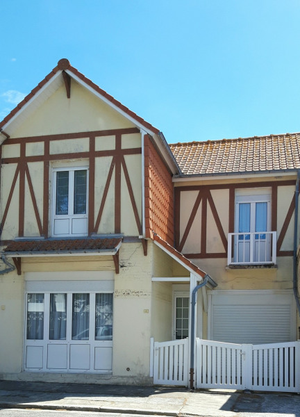 Holiday rentals Merlimont - House - 8 persons - BBQ - Photo N° 1