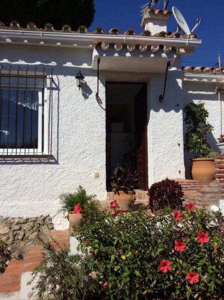 Location vacances Fuengirola -  Maison - 4 personnes - Jardin - Photo N° 1