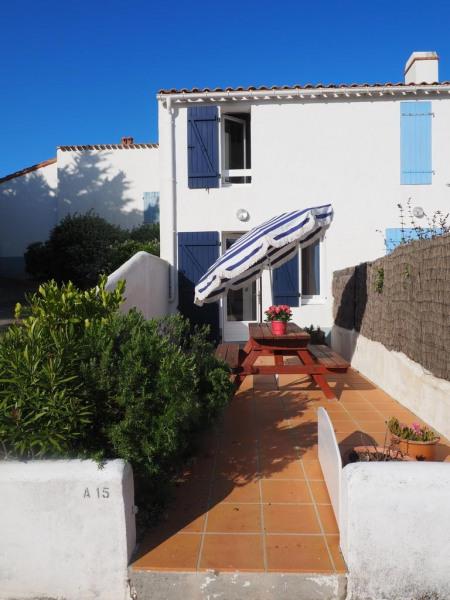 Location vacances Noirmoutier-en-l'Île -  Maison - 4 personnes - Chaise longue - Photo N° 1