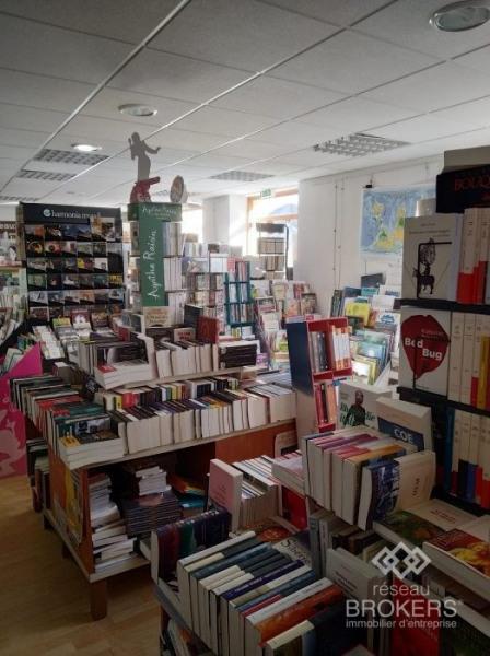 Fonds de Commerce Librairie - Papeterie Lannemezan