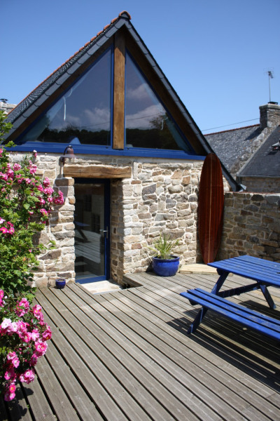 Location vacances Poullan-sur-Mer -  Gite - 6 personnes - Barbecue - Photo N° 1