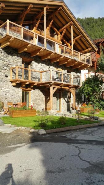 Appartement pour 6 pers. avec internet, Bourg-Saint-Maurice