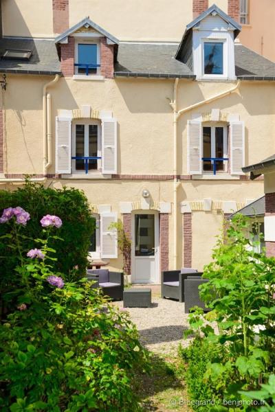 Alquileres de vacaciones Cabourg - Casa - 6 personas - Jardín - Foto N° 1