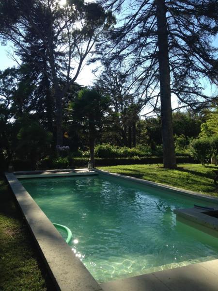 Location vacances Manosque -  Maison - 10 personnes - Barbecue - Photo N° 1