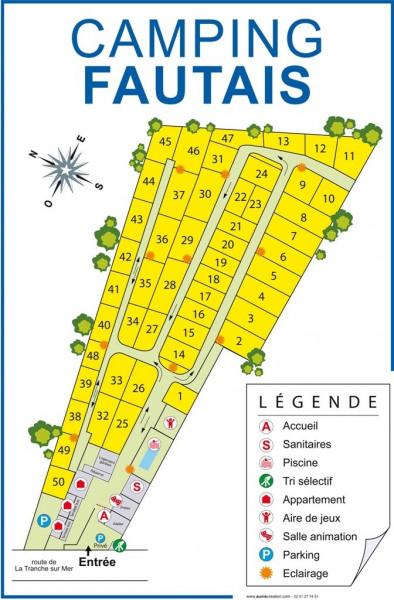 Location vacances La Faute-sur-Mer -  Insolite - 20 personnes - Table de ping-pong - Photo N° 1