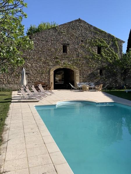 Holiday rentals Saint-Roman-de-Malegarde - House - 9 persons - BBQ - Photo N° 1
