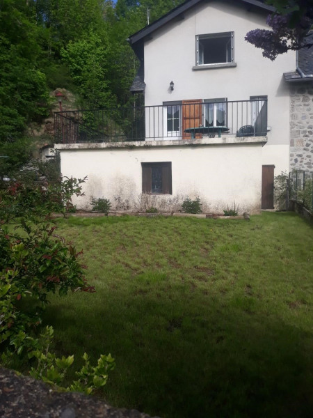 Location vacances Mandailles-Saint-Julien -  Maison - 4 personnes - Barbecue - Photo N° 1