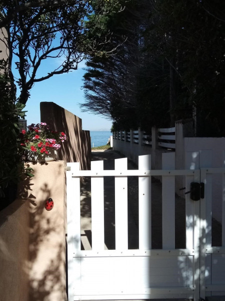 Location vacances Six-Fours-les-Plages -  Appartement - 4 personnes - Barbecue - Photo N° 1