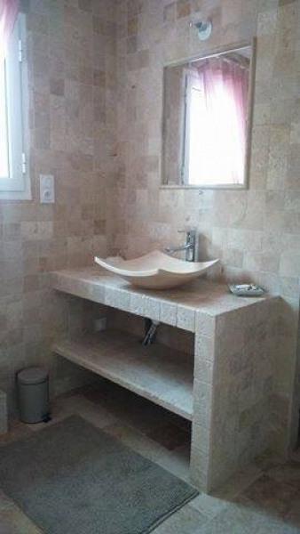 Vasque de l'étage