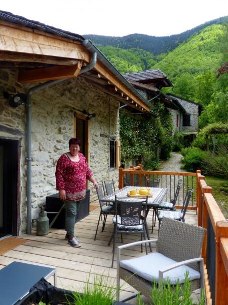 Location vacances Siguer -  Gite - 5 personnes -  - Photo N° 1
