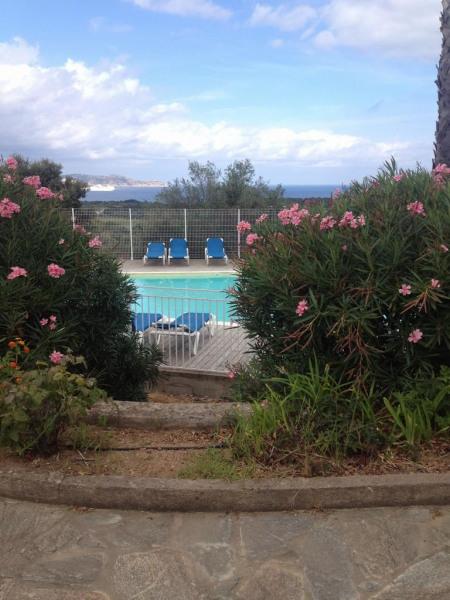 Appartement pour 4 pers. avec piscine, Lumio